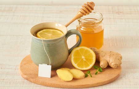Honey-Lemon-And-Ginger-For-Cough